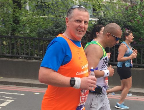 Marathon effort raises over £5,000 for charity