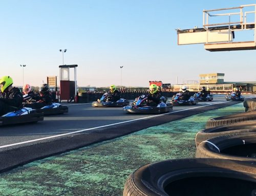 Endurance Karting Race Raises over £3,000